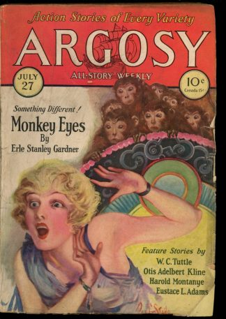 Argosy All-Story Weekly - 07/27/29 - 07/27/29 - FA-G - Frank A. Munsey