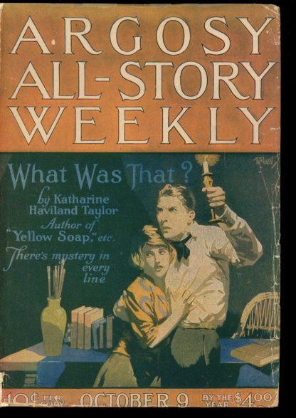 Argosy All-Story Weekly - 10/09/20 - 10/09/20 - FA - Frank A. Munsey