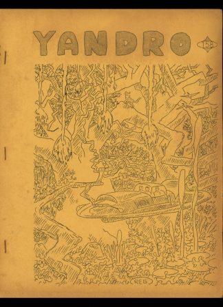 Yandro - #158 - 04/66 - VG - Robert Coulson