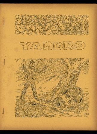 Yandro - #152 - 10/65 - VG - Robert Coulson