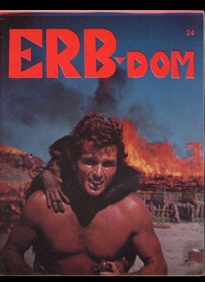 Erb-Dom - #24 - 08/68 - VG-FN - Camille E. Cazedessus
