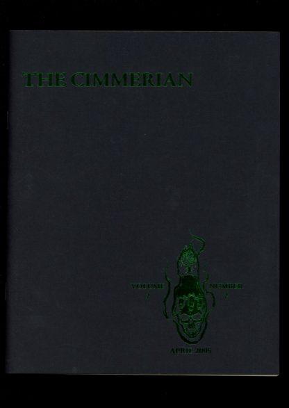 Cimmerian - #7 - #33 OF 75 - 04/05 - FN - Leo Grin