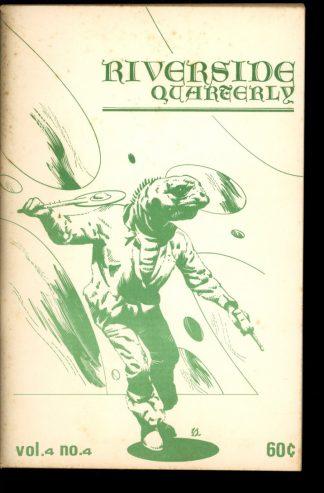 Riverside Quarterly - 03/71 - 03/71 - VG-FN - Leland Sapiro