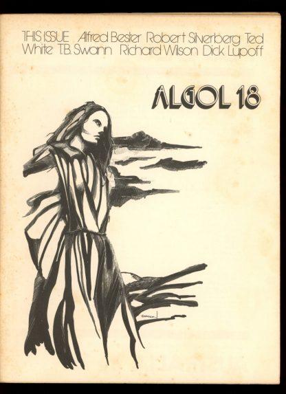 Algol - #18 - 05/72 - VG - Andrew Porter