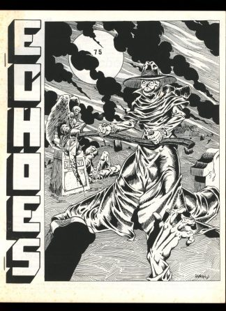 Echoes - #75 - 09/93 - VG - Fading Shadows