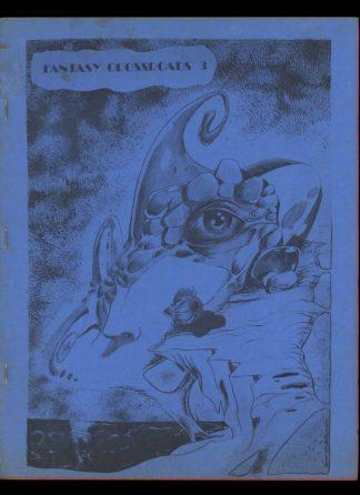 Fantasy Crossroads - #3 - 05/75 - VG - Jonathan Bacon