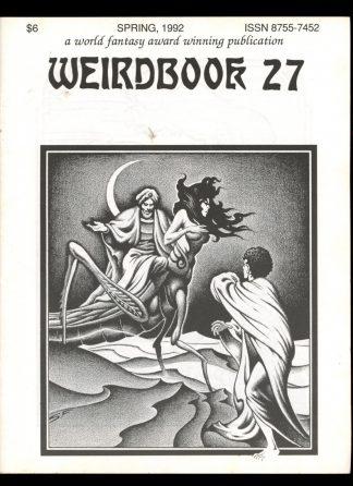 Weirdbook - #27 - SPRING/92 - VG-FN - W. Paul Ganley