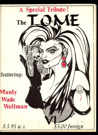 Tome - #6 - WINTER/91 - VG - Grub Street Publications