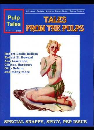 Tales From The Pulps - #3 - 11/07 - VG-FN - Pulp Tales Press