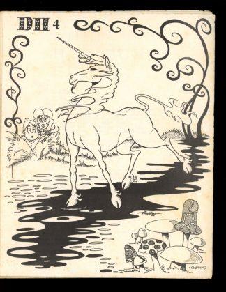 Dark Horizons - #4 - -/72 - VG - British Fantasy Society