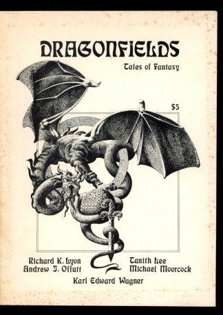 Dragonfields - #3 - SUMMER/80 - G-VG - Triskell Press