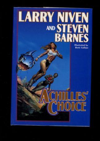 Achilles' Choice - 1st Print - 03/91 - FN/FN - TOR