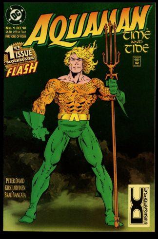 Aquaman - #1 OF 4 - 12/93 - 9.0 - DC