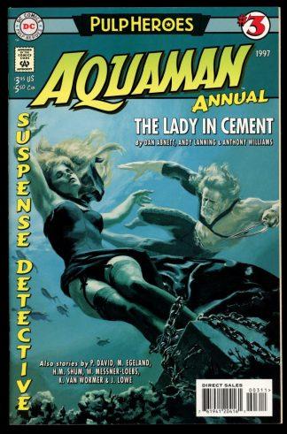 Aquaman Annual - #3 - -/97 - 9.2 - DC