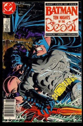 Batman - #420 - 06/88 - 7.0 - DC