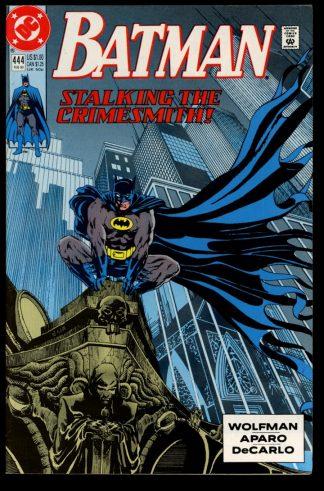 Batman - #444 - 02/90 - 8.0 - DC