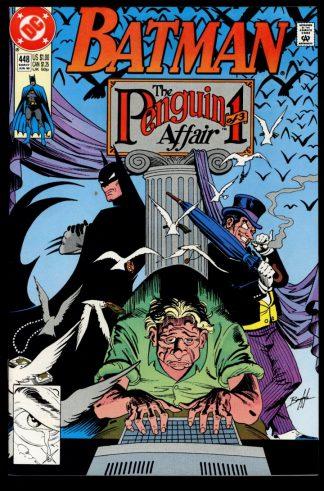 Batman - #448 - 06/90 - 9.2 - DC
