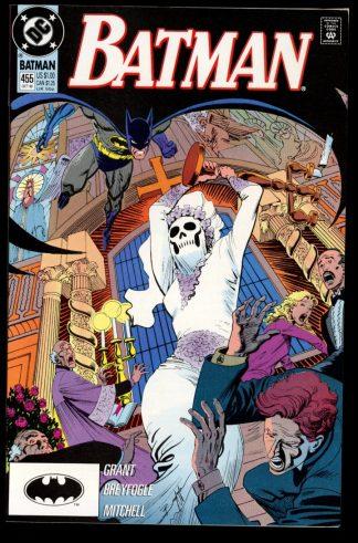 Batman - #455 - 10/90 - 9.2 - DC