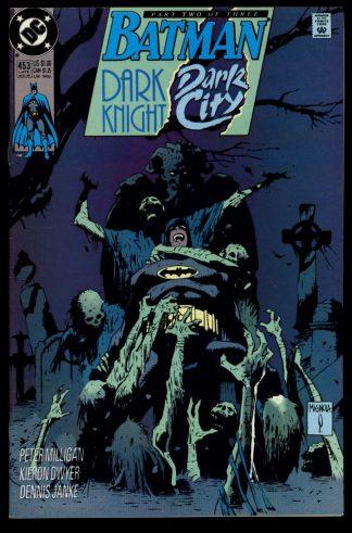Batman - #453 - 08/90 - 9.2 - DC