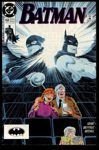 Batman - #459 - 02/91 - 9.2 - DC