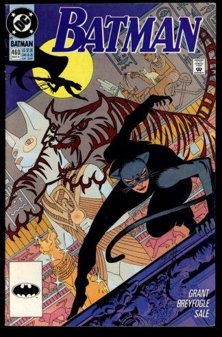 Batman - #460 - 03/91 - 6.0 - DC