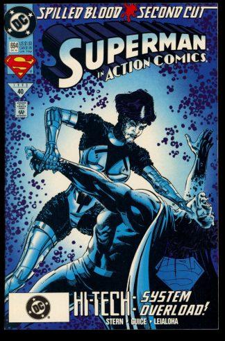 Action Comics - #694 - 12/93 - 9.2 - DC