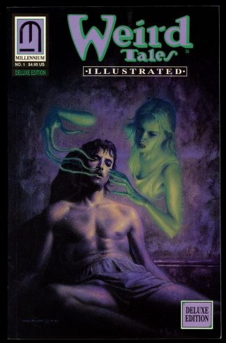 Weird Tales - #1 – DELUXE - -/92 - 9.0 - Millennium