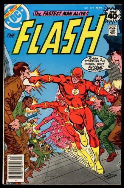 Flash - #273 - 05/79 - 4.0 - DC