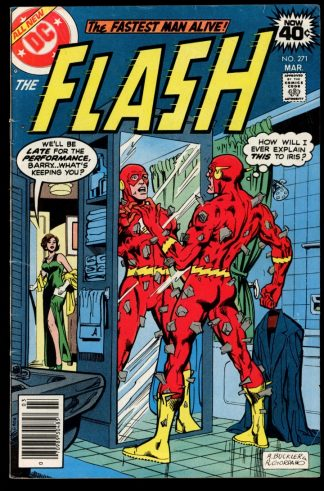 Flash - #271 - 03/79 - 4.0 - DC