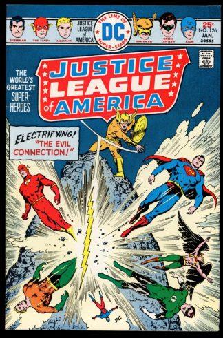 Justice League Of America - #126 - 01/76 - 9.2 - DC