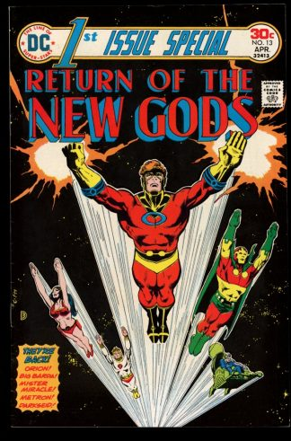 1st Issue Special - #13 - 04/76 - 9.2 - DC