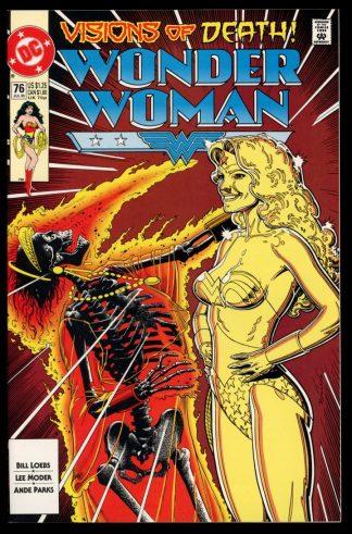 Wonder Woman - #76 - 07/93 - 9.4 - DC