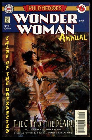 Wonder Woman Annual - #6 - 05/97 - 9.4 - DC