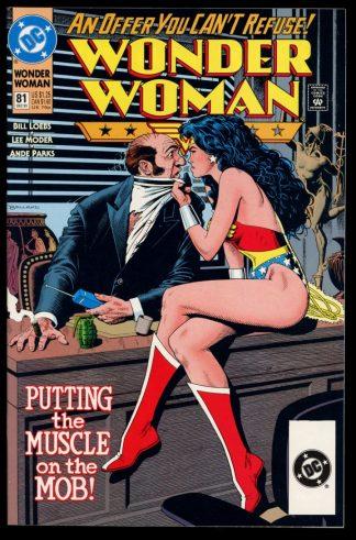 Wonder Woman - #81 - 12/93 - 9.6 - DC