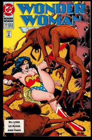 Wonder Woman - #77 - 08/93 - 9.4 - DC