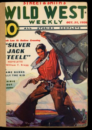 Wild West Weekly - 10/31/36 - Condition: FA - Street & Smith
