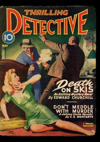 Thrilling Detective - 05/46 - Condition: VG - Thrilling