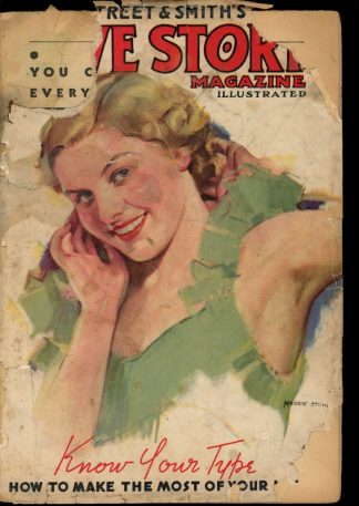 Love Story Magazine - 06/20/36 - Condition: FA - Street & Smith