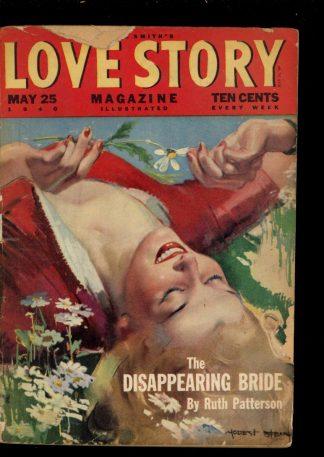 Love Story Magazine - 05/25/40 - Condition: G - Street & Smith