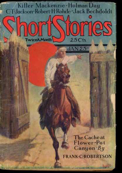Short Stories - 01/25/25 - Condition: G-VG - Doubleday