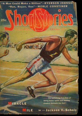 Short Stories - 10/10/46 - Condition: FA-G - Short Stories
