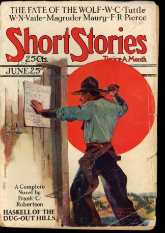 Short Stories - 06/25/25 - Condition: VG - Doubleday
