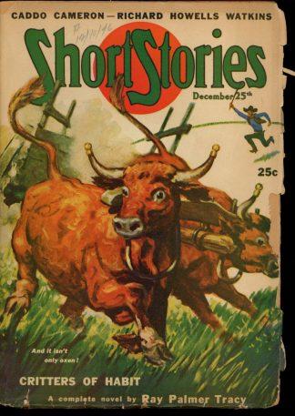 Short Stories - 12/25/46 - Condition: G-VG - Short Stories