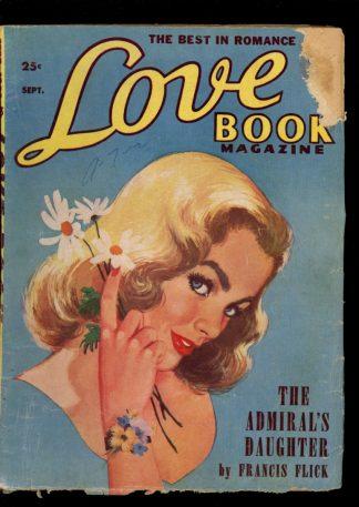 Love Book Magazine - 09/54 - Condition: G-VG - Popular