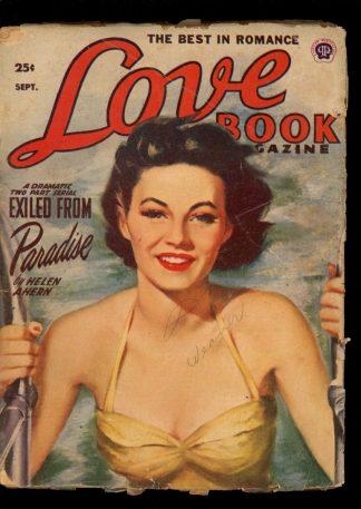 Love Book Magazine - 09/50 - Condition: G-VG - Popular