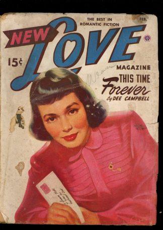 New Love Magazine - 02/50 - Condition: G - Popular