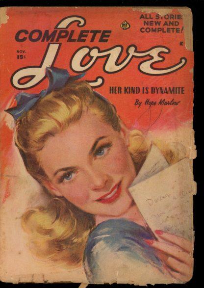 Complete Love Magazine - 11/48 - Condition: G - Ace