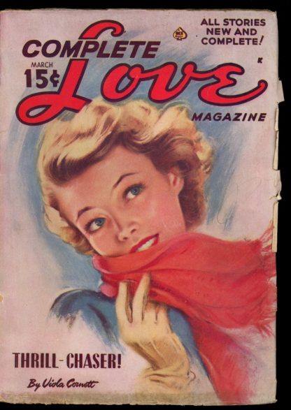 Complete Love Magazine - 03/49 - Condition: VG - Ace