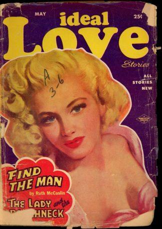 Ideal Love - 05/54 - Condition: FA - Columbia