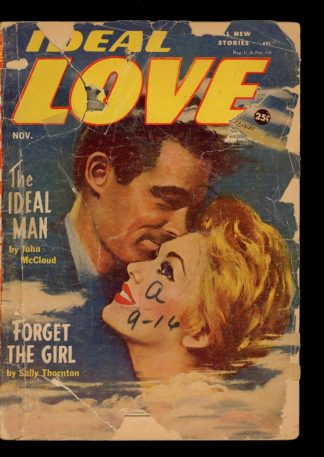 Ideal Love - 11/55 - Condition: G - Columbia